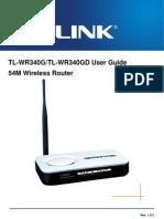 Manual Usuario Router tplink