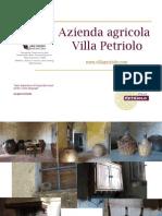 Presentazione Villa Petriolo - Eng