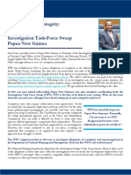 Profiles in Public Integrity - Sam Koim