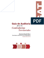 Guia de auditoría Territorial