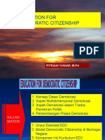 Democratic Citizenship