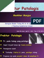 17. Fractur Patologisfraktur 11 April 2013