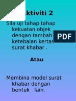 Activity ELOBRATE