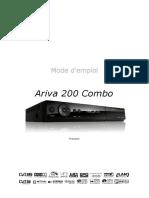 Fbf184f6Ariva200Combo Manual FR v2