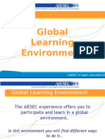 04. Global Learning Environment