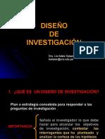 1. Diseños de Investgacon