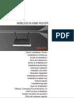 DIR-615 Wireless Router (Quick Installation Guide)