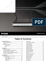 DIR-615 Wireless Router (User Manual)