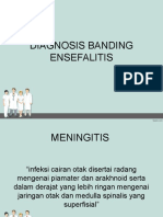 Diagnosis Banding Ensefalitis