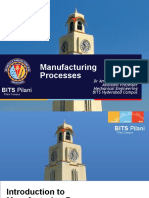 manufacturing process_Introduction to the Course