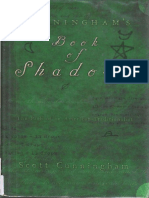 Scott Cunningham Book Of Shadows