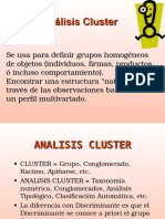 Clusters Pmg
