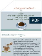 Who Pays for Your Coffee