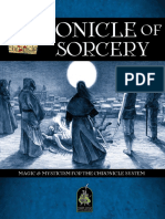 ASOIF Chronicle of Sorcery
