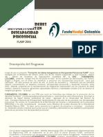 Guía Plataforma FLADP 2015