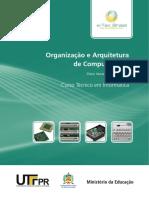 Organizacao e Arquitetura de Computadores