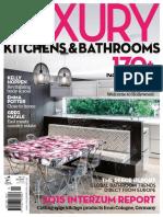 Luxury Kitchens & Bathrooms Issue 14 - 2015 AU