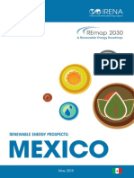 IRENA REmap Mexico Report 2015