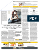 Entrevista a Cristina Valentina