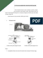 5.0 Komponen Dan Fungsi Komponen Pneumatik