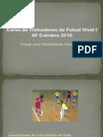 2 - Futsal Uma Modalidade Especifica [CTFN1]