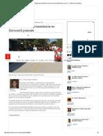 12-15-2015 Inaugura Alcalde Pavimentación en Ferrocarril Poniente
