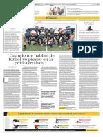 Fútbol Americano en el Perú (Club Dire Wolves)