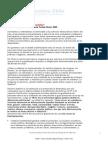 Política, Ciudadanía y Homosexualidad - Juntos Podemos - Candidatura de Tomás Hirsch - 2005