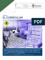 Dussel Ines - Pedagogía - El Currículum