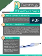 Colored Pencil Basics