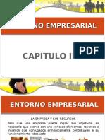 Capitulo 2 Entorno Empresarial