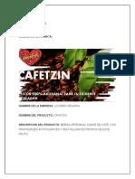Plan de Marketing Licor de Cafe