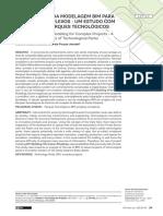 Modelagem BIM para Aquitetura e Engenharia