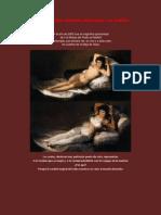 La Maja Vestida, Desnuda, Reflejada y Su Sombra