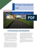 Private International Law 2012 Pril 20.11.2015
