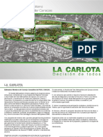 La Carlota Parque Verde Metropolitano
