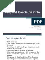 11 - Hospital Garcia de Orta