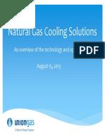 UnionGasESCNG Air Conditioning WebinarAug 15 2013