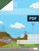 Evaluación de Radiaciones No Ionizantes Producidas Por Los Servicios de Telecomunicaciones