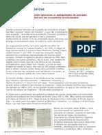 Marx Sem Fronteiras - Revista de História