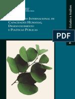 Observatório Internacional de Capacidades Humanas Desenvolvimento e Políticas Públicas 2