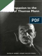 Critica Th.mann