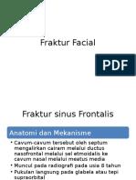 Fraktur Facial
