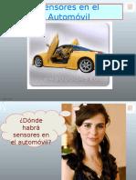 sensores automoviles