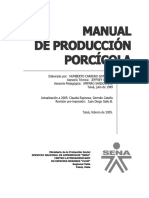 Manual Produccion Porcicola