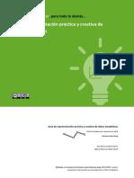 Guia de Presentacion Practica y Creativa de Datos
