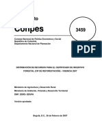 CONPES 3459 CIF