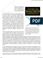 Star Wars - Wikipedia, La Enciclopedia Libre