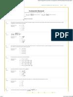 calculo diferencial Evaluacion nacional