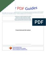 Istruzioni Per l Uso HP PAVILION DV6 3140SA I